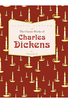 Купить - Книги - The Classic Works of Charles Dickens. Volume 2. Nicholas Nickleby. Hard Times. A Christmas Carol