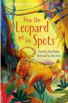 Купить - Книги - How the Leopard Got His Spots