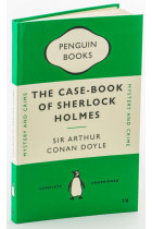 Купити - Блокноти - Блокнот Penguin The Case-Book of Sherlock Holmes (5060312812710)