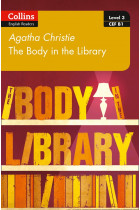 Collins Agatha Christie ELT Readers — The Body in the Library : B1