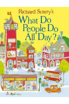 Купити - Книжки - What Do People Do All Day?