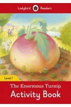 Купити - Книжки - The Enormous Turnip Activity Book. Ladybird Readers Level 1