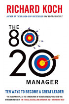 Купити - Книжки - The 80/20 Manager. Ten ways to become a great leader
