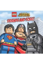 Купити - Книжки - Lego DC Super Heroes. Friends and Foes