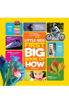 Купить - Книги - National Geographic Little Kids First Big Book of How