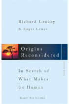Купити - Книжки - Origins Reconsidered. In Search of What Makes Us Human