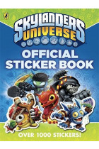 Купить - Книги - Skylanders Universe. Official Sticker Book