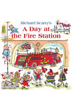 Купити - Книжки - A Day at the Fire Station