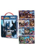Купити - Книжки - Lego DC Super Heroes. Phonics Box Set