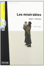 Купити - Книжки - Les Miserables: Tome 1: Fantine (+ CD audio)