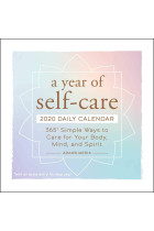 Купить - Книги - A Year of Self-Care 2020 Daily Calendar: 365 Simple Ways to Care for Your Body, Mind, and Spirit