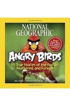 Купить - Книги - National Geographic Angry Birds
