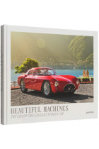 Купити - Книжки - Beautiful Machines. The Era of the Elegant Sports Car
