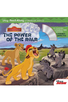 Купить - Книги - The Lion Guard Read-Along Storybook and CD the Power of the Roar
