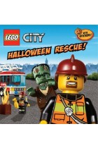 Купити - Книжки - Lego City. Halloween Rescue!