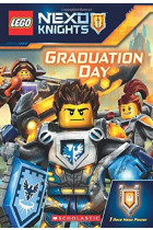 Купити - Книжки - Lego Nexo Knights. Graduation Day