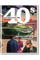 Купить - Книги - All-American Ads of the 40s