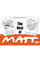 Купити - Книжки - The Best of Matt 2020. The funniest and best from the Cartoonist of the Year