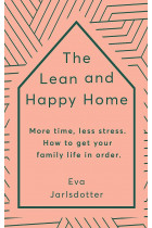 Купити - Книжки - The Lean and Happy Home. More time, less stress. How to get your family life in order