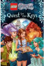 Купити - Книжки - Lego Elves. Quest for the Keys