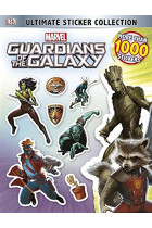 Купити - Книжки - Guardians of the Galaxy Ultimate Sticker Collection