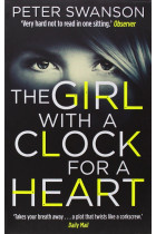 Купить - Книги - The Girl With A Clock For A Heart