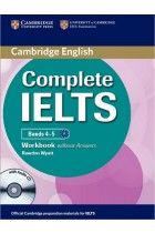 Купить - Книги - Complete IELTS Bands 4-5 Workbook without Answers
