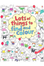 Купить - Книги - Lots of Things to Find and Colour