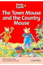 Купить - Книги - Family and Friends 2. Reader A. The Town Mouse and the Country Mouse