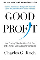 Купить - Книги - Good Profit. How Creating Value for Others Built One of the World's Most Successful Companies