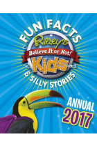 Купить - Книги - Ripleys Fun Facts and Silly Stories Activity Annual 2017