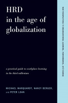 Купити - Книжки - HRD in the Age of Globalization : A Practical Guide To Workplace Learning In The Third Millennium