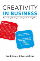 Купити - Книжки - Creativity in Business: The Basic Guide for Generating and Selecting Ideas