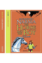 The Chronicles of Narnia. The Horse and His Boy. Audio CD
