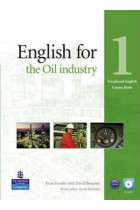 Купить - Книги - Vocational English: English for the Oil Industry 1 Coursebook with CD-ROM