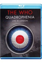 Купить - Музыка - The Who: Quadrophenia Live In London (BD) (Import)