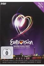 Купить - Поп - Сборник: Eurovision Song Contest Dusseldorf 2011 (3 DVD) (Import)