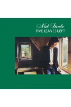 Купить - Рок - Nick Drake: Five Leaves Left (LP) (Import)