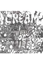 Купить - Музыка - Cream: Wheels Of Fire (2 CD) (Import)