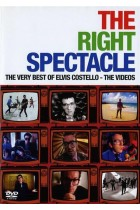 Купить - Музыка - Elvis Costello: The Right Spectacle - The Very Best Of Elvis Costello - The Videos (Import)