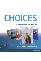 Купить - Книги - Choices Pre-Intermediate Class Audio CDs (6)