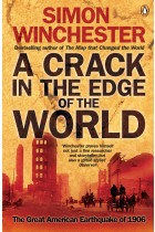 Купити - Книжки - A Crack in the Edge of the World. The Great American Earthquake of 1906