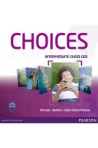 Купить - Книги - Choices Intermediate Class Audio CDs (6)
