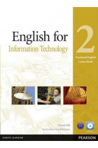Купить - Книги - English for Information Technology 2 Course Book with CD-ROM (Vocational English Series)