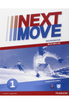 Купити - Книжки - Next Move 1 Workbook (+ CD-ROM)