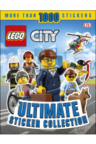 Купить - Книги - Lego City: Ultimate Sticker Collection