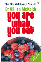 Купити - Книжки - You Are What You Eat. This Plan Will Change Your Life