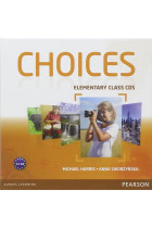 Купить - Книги - Choices Elementary Class Audio CDs (6)