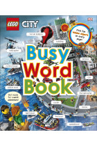 Купить - Книги - Lego City: Busy Word Book
