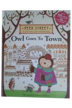 Купить - Книги - Peek Street. Owl Goes to Town